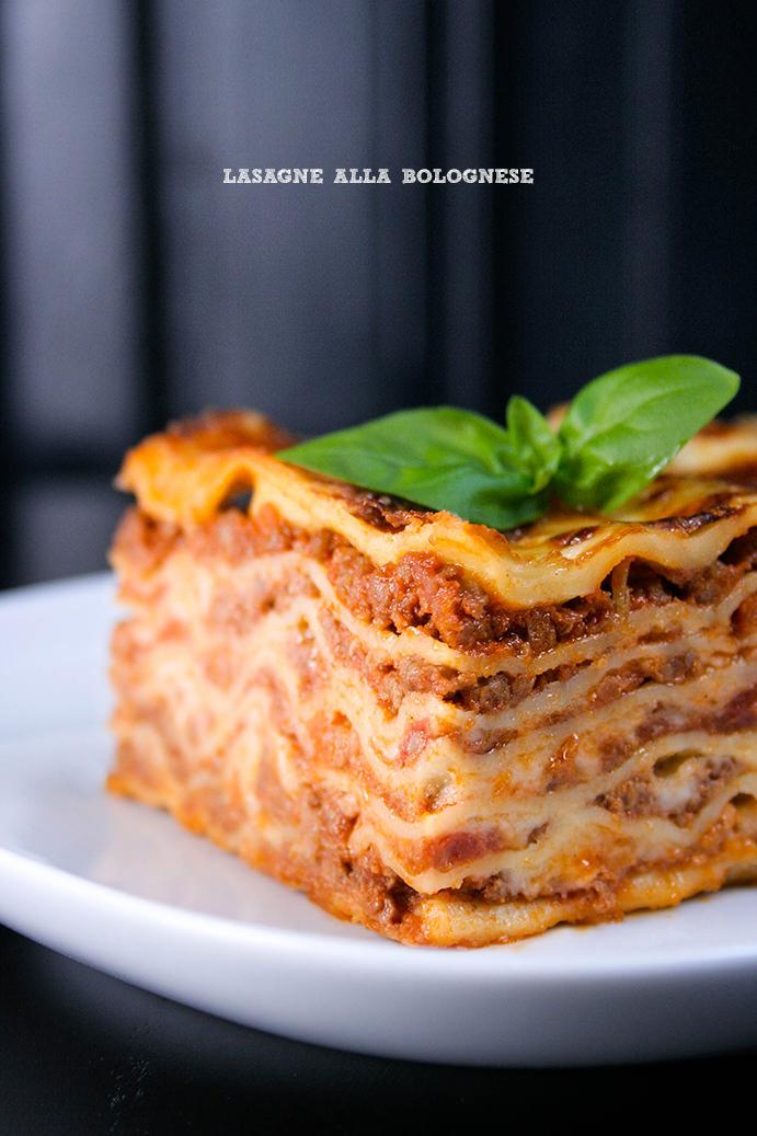 義大利波隆那肉醬千層麵 Lasagne Alla Bolognese 義大利麵料理 Dolce Amp Salato